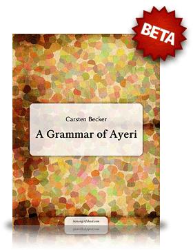 Ayeri Grammar