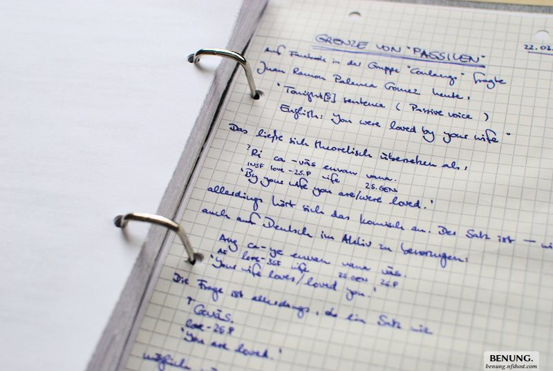 How should I take notes?